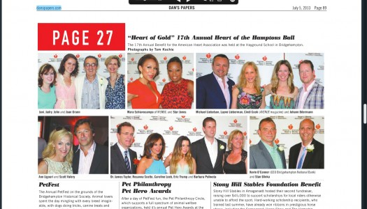 Hamptons Heart Ball Honoree-Layne Lieberman, RD