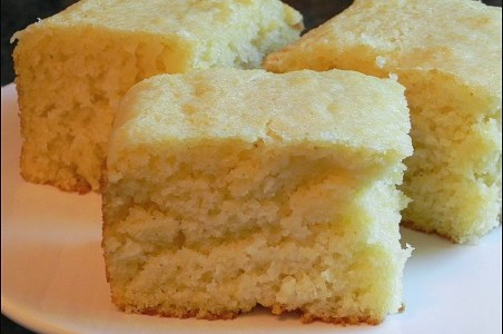 Healthy Corn Bread-Gluten-Free