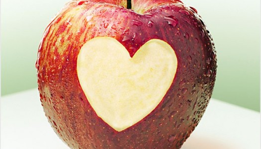 Baked Apples & Heart-Health