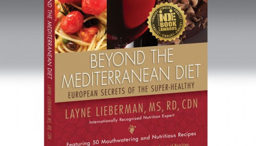 Buy Beyond The Mediterranean Diet & Cookbook
