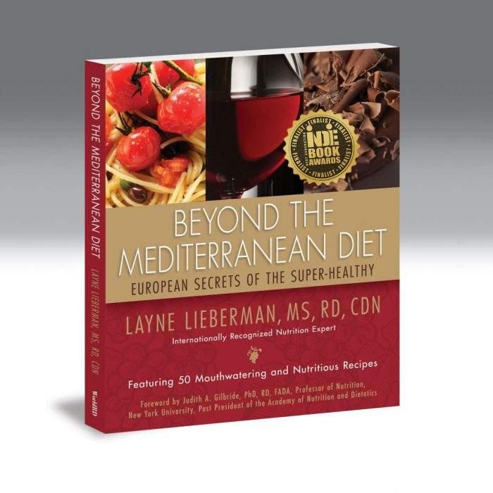 Book Review: Beyond The Mediterranean Diet