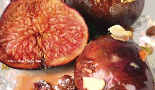 Simply Roasted Figs