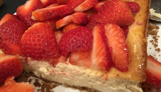 World's Best Healthy Cheesecake Recipe