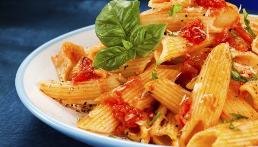 Pasta May Help You Lose Weight