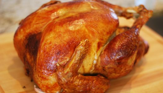 Thanksgiving Turkey Roasting Guide